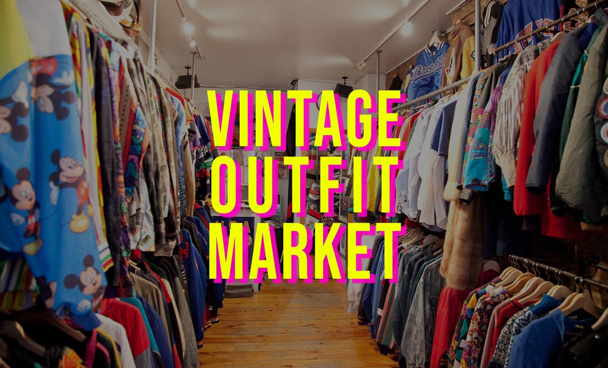 I. Vintage Outfit Market