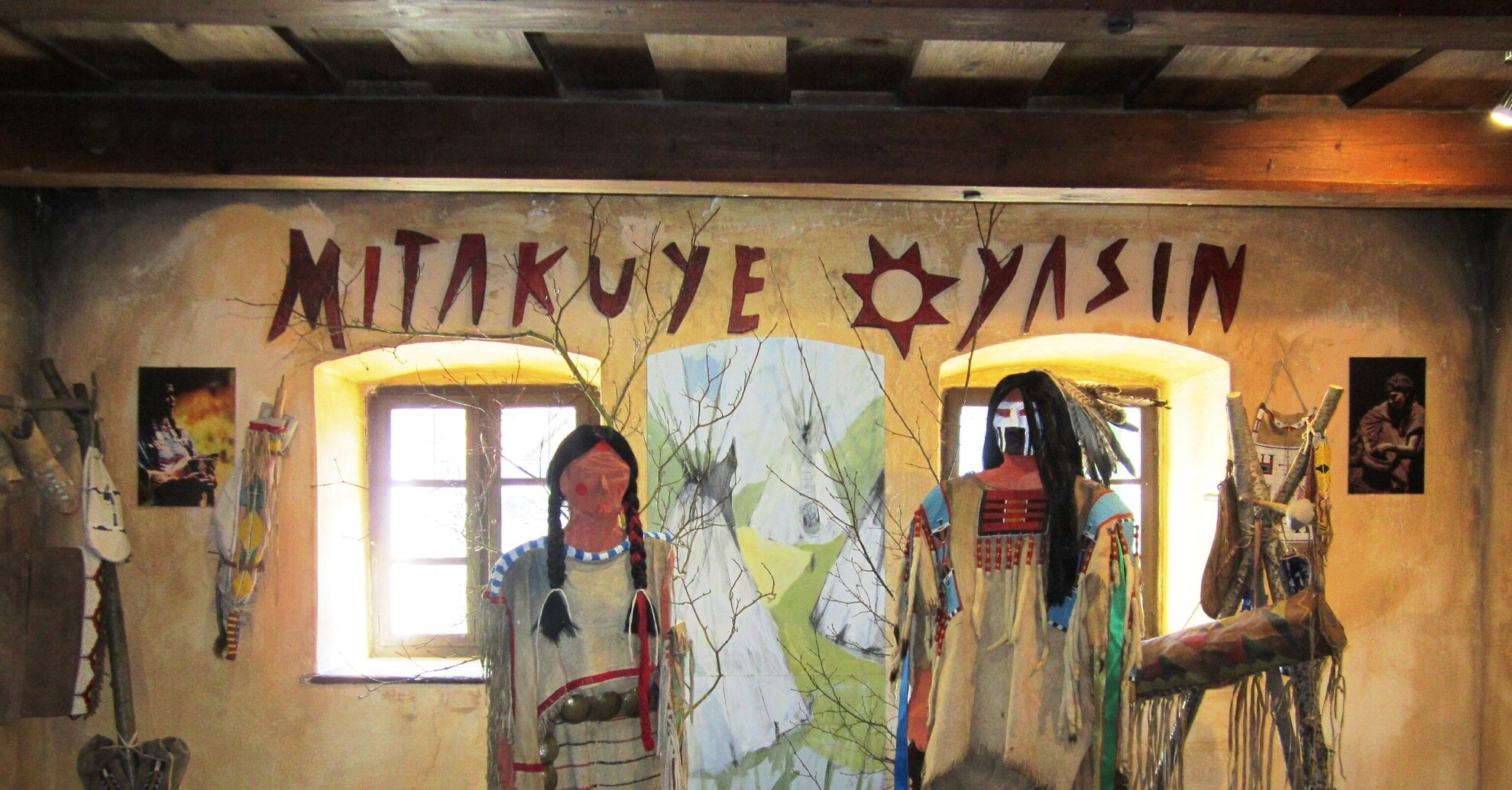 Mitakuye oyasin – All Are Related