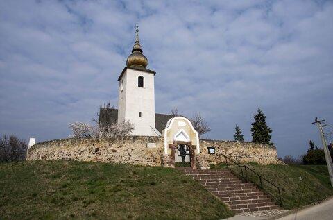 Vörösberényi református erődtemplom