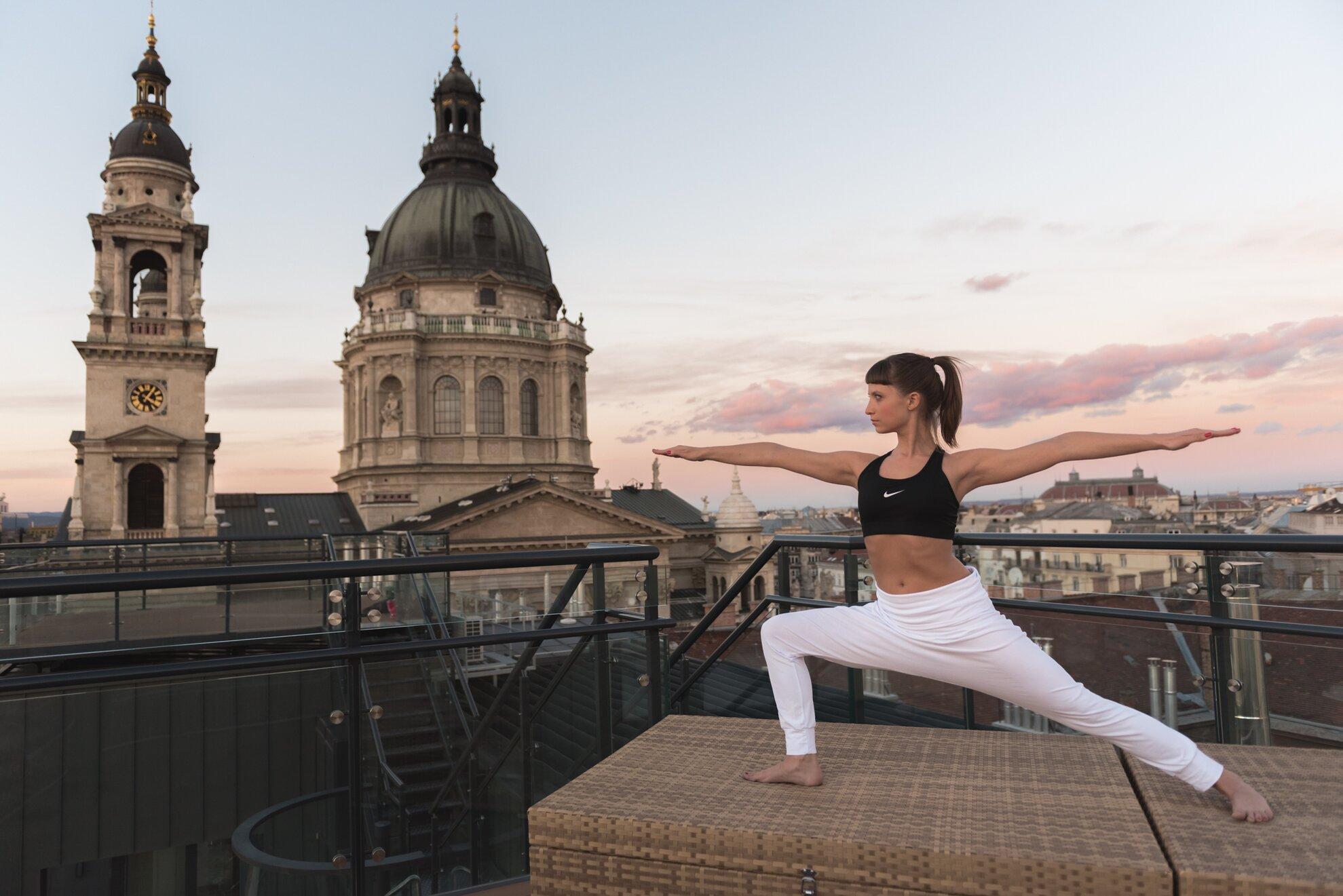 Jógára fel! – 6 szabadtéri jógaóra Budapesten