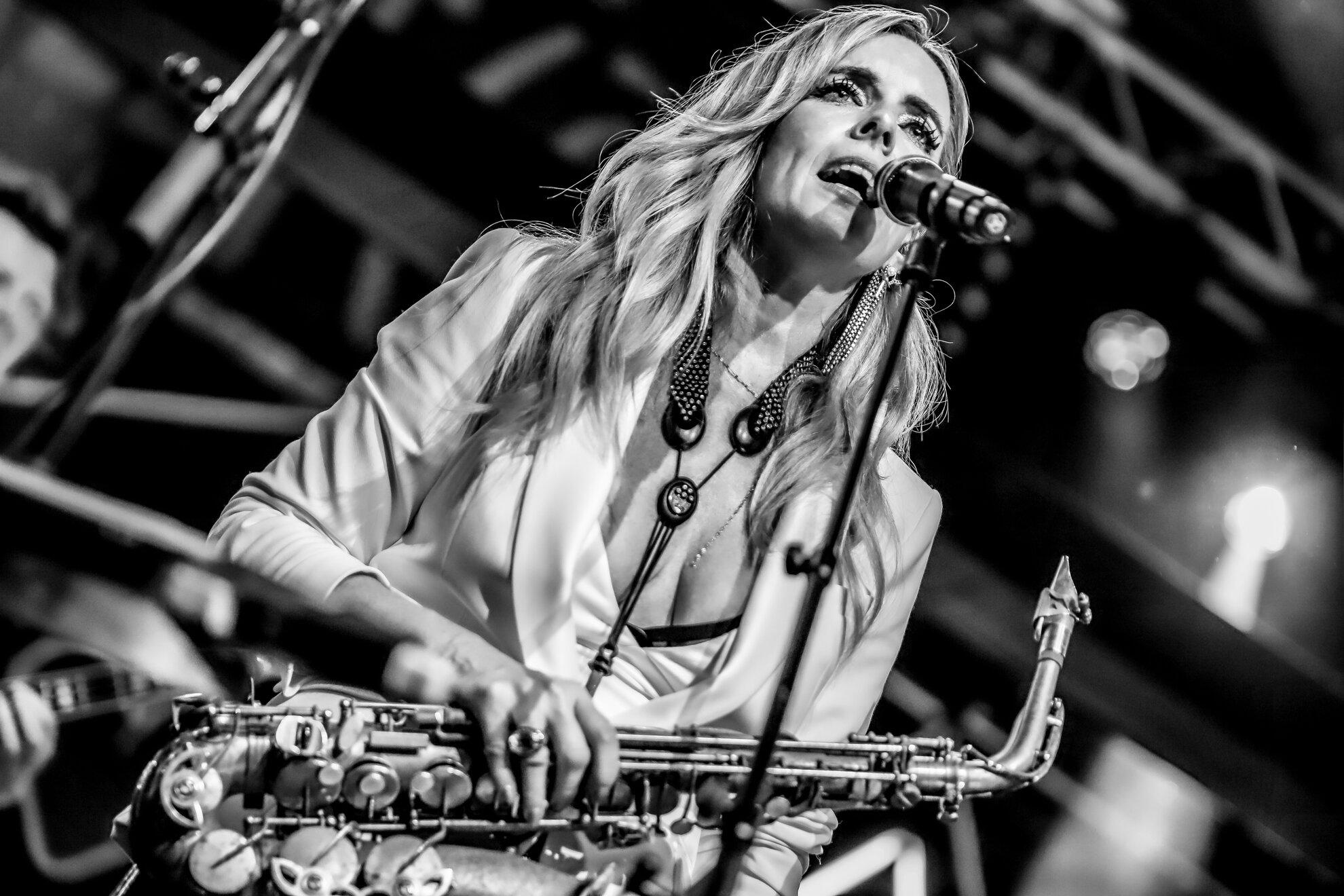 Candy Dulfer – Paloznaki Jazzpiknik