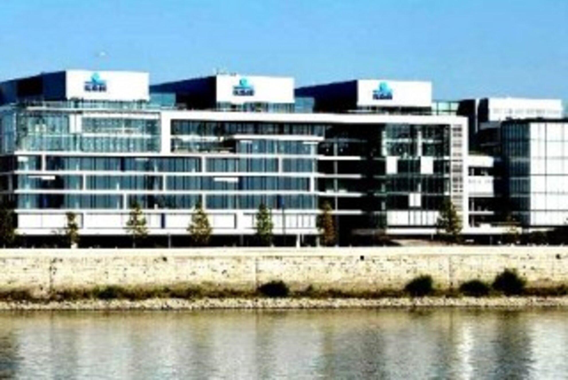Modern budapesti irodaházak