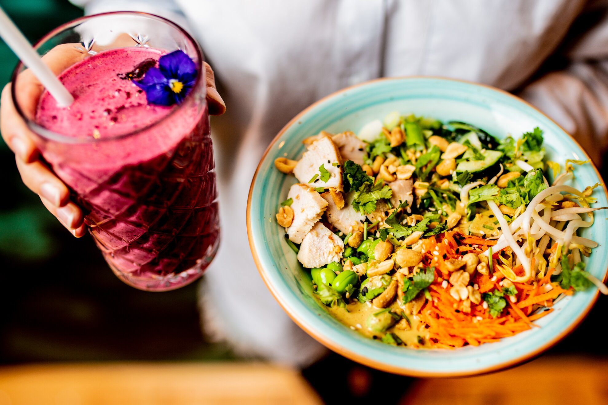 5 Budapest eateries ideal for a healthy but tasty winter