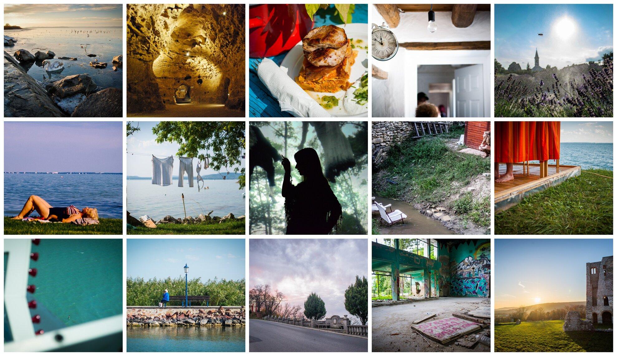 A Balatonnál nem lehet rosszul fotózni - kedvenc képeink 2015-ből
