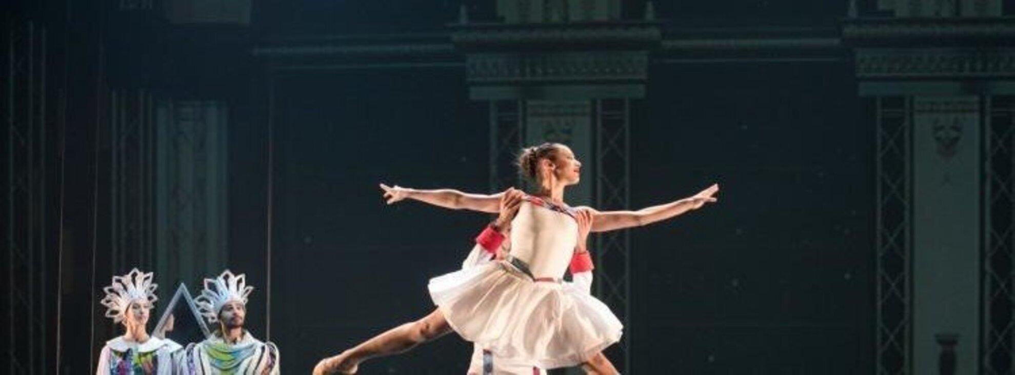 Dióhéjban – Diótörő balettszvit