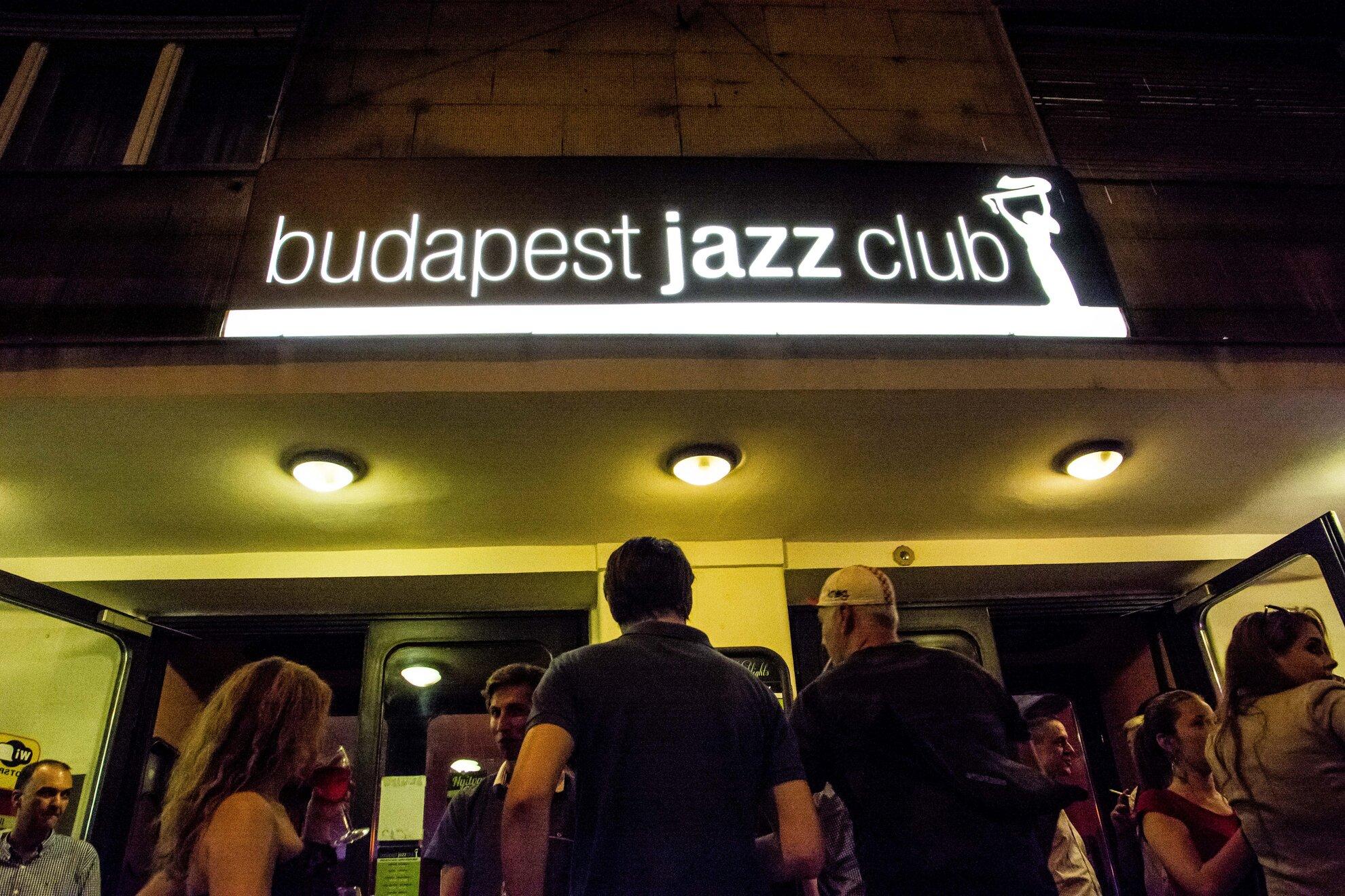 12 éves a Budapest Jazz Club!