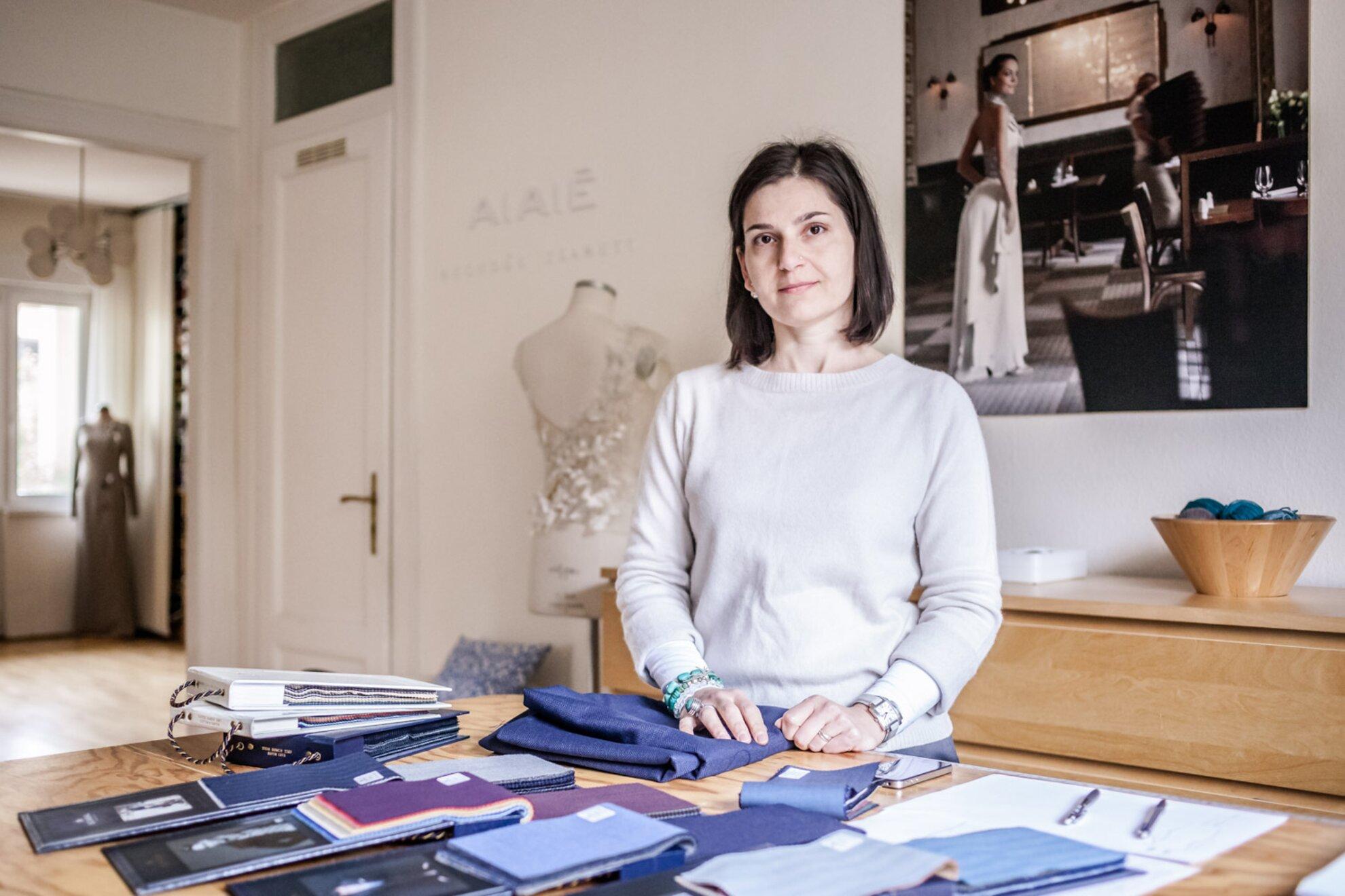 """""""Textilmániás vagyok"""" – Hegedűs Zsanett-interjú"""