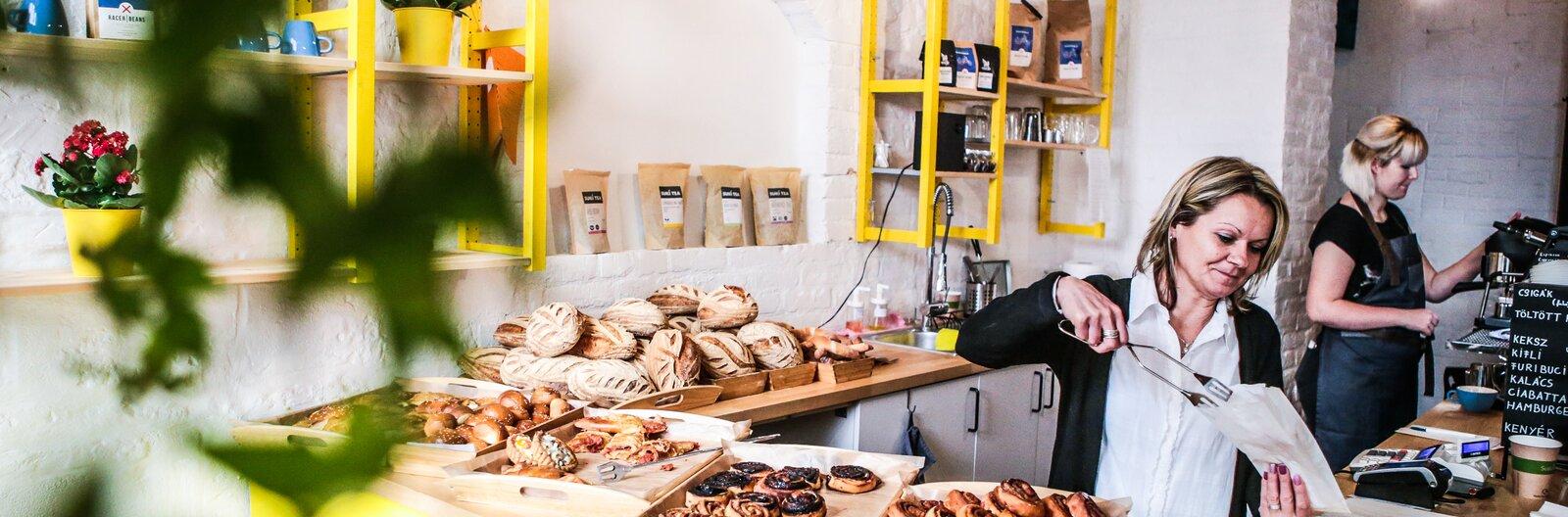 12 brilliant Budapest bakeries best for breakfast