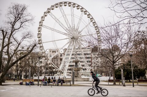 Budapest Big Wheel