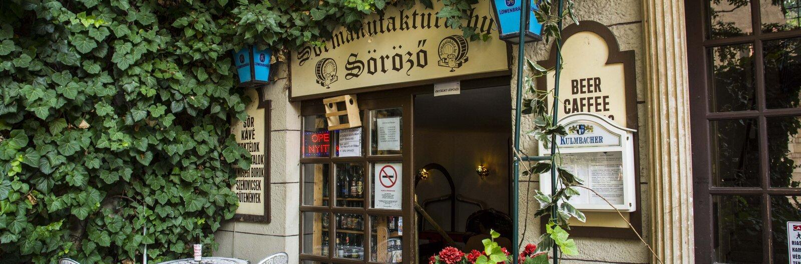 Budapest legjobb kézműves sörözői