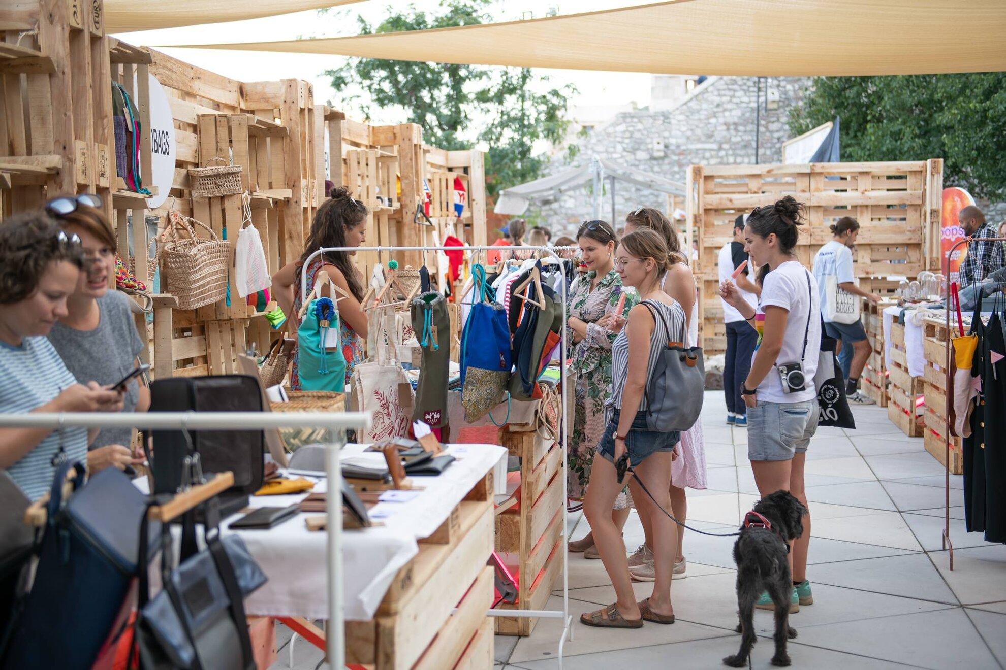 Telekom Electronic Beats Festival - Lifestyle Market 2019