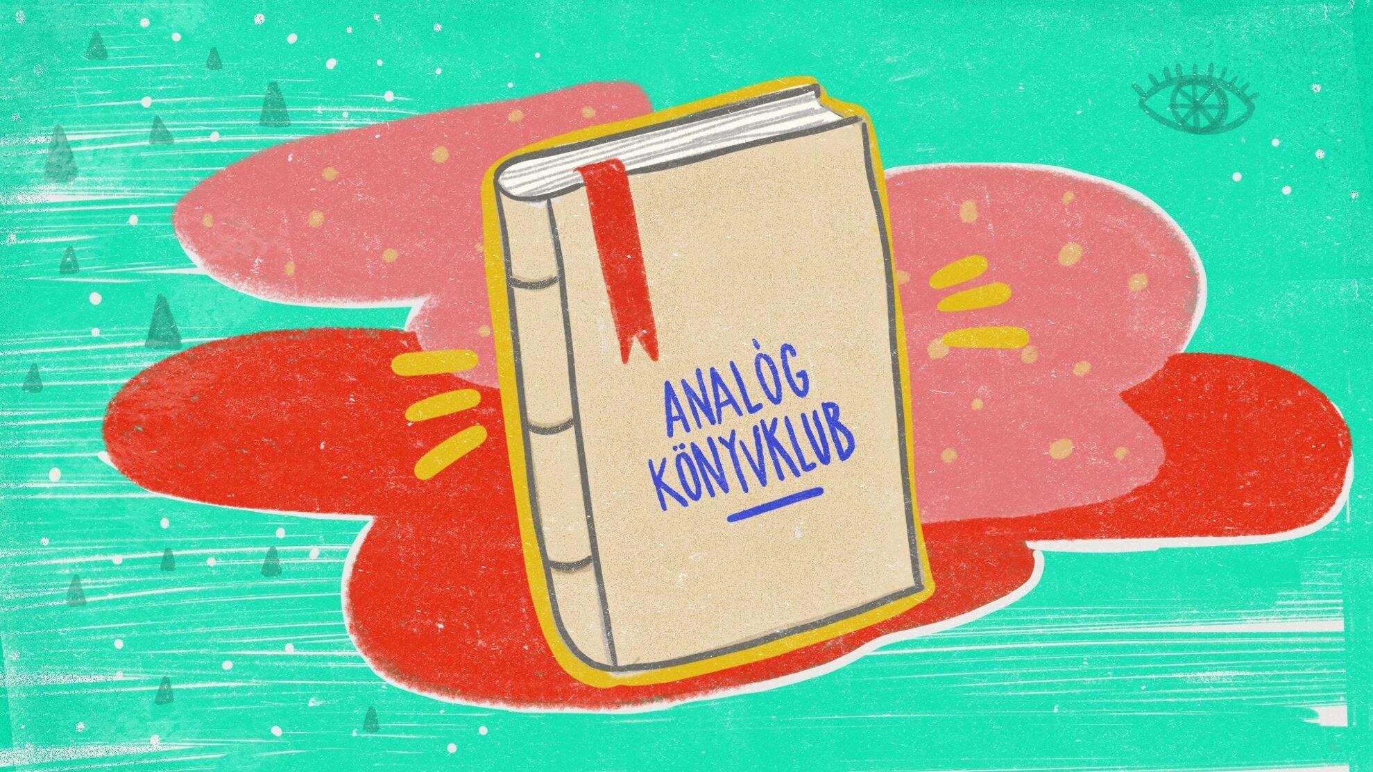 Analóg Könyvklub - A szolgálólány meséje