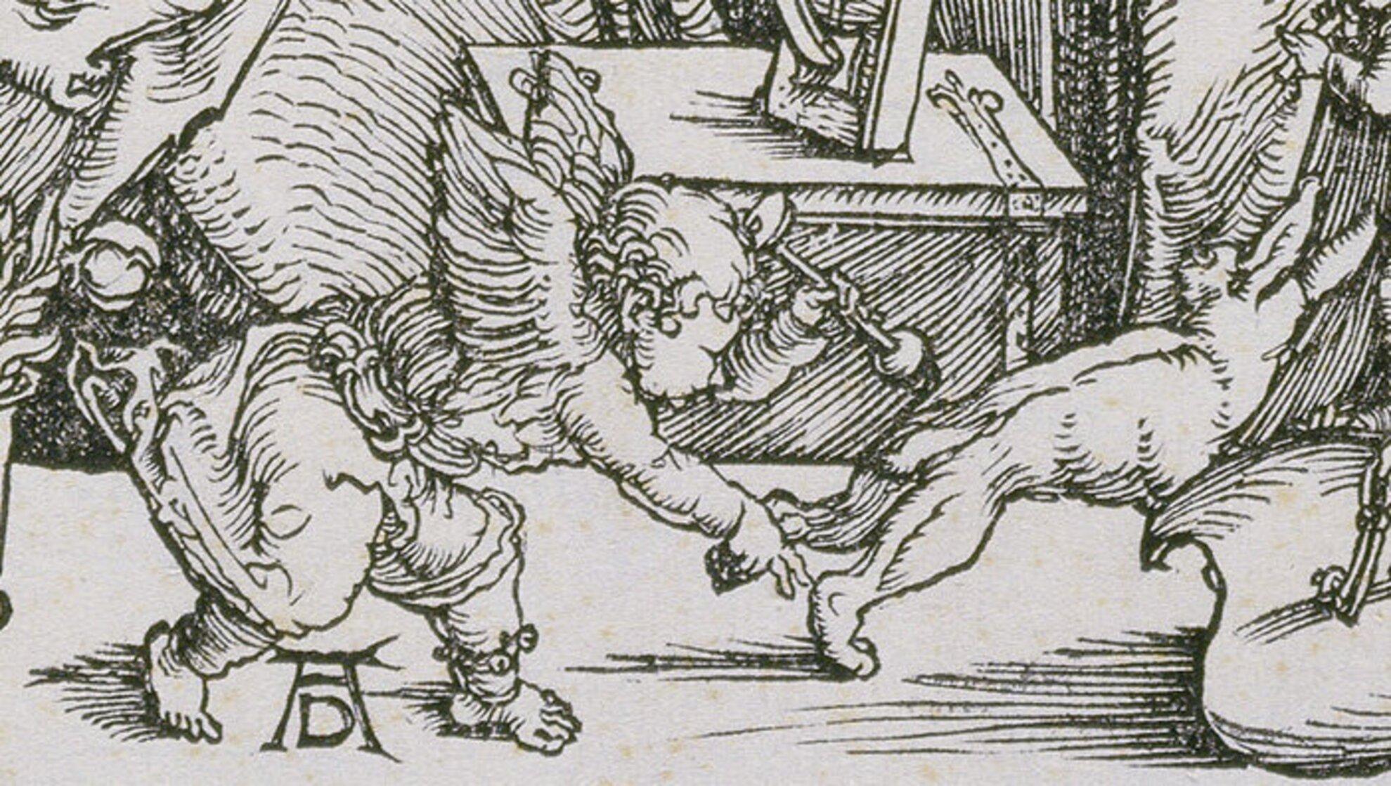 Dürer-metszetek a Szépművészeti Múzeum gyűjteményéből