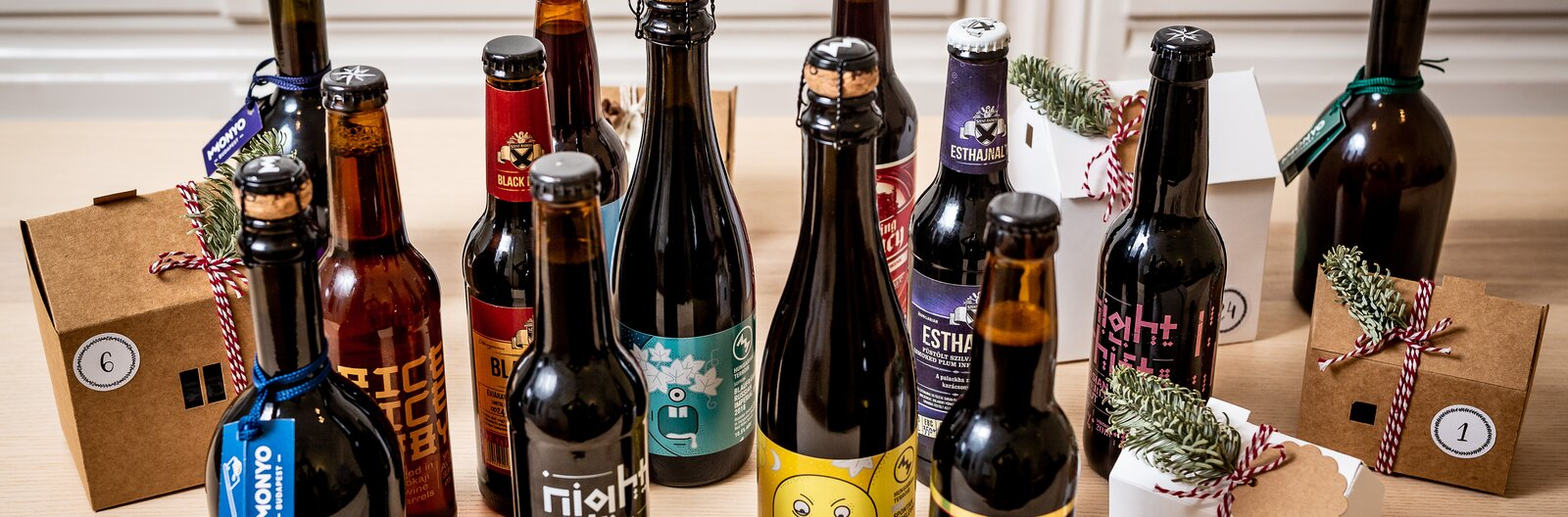 Ajándékötletek sörrajongóknak: kisüzemi sörök karácsonyra és a téli szezonra
