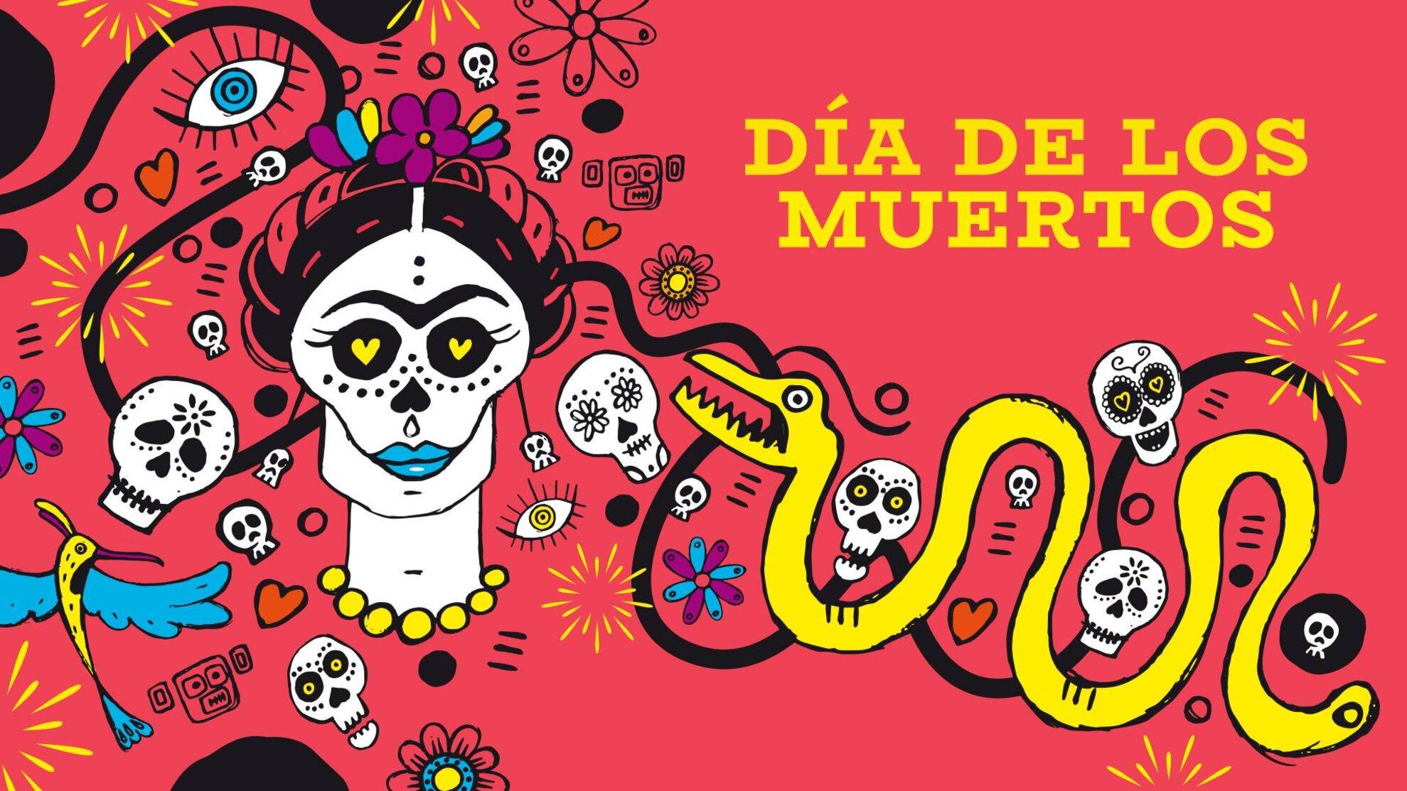 Día de los Muertos - Frida Kahlo Finissage