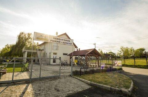Bringakali Kerékpáros Pihenő és Szerviz