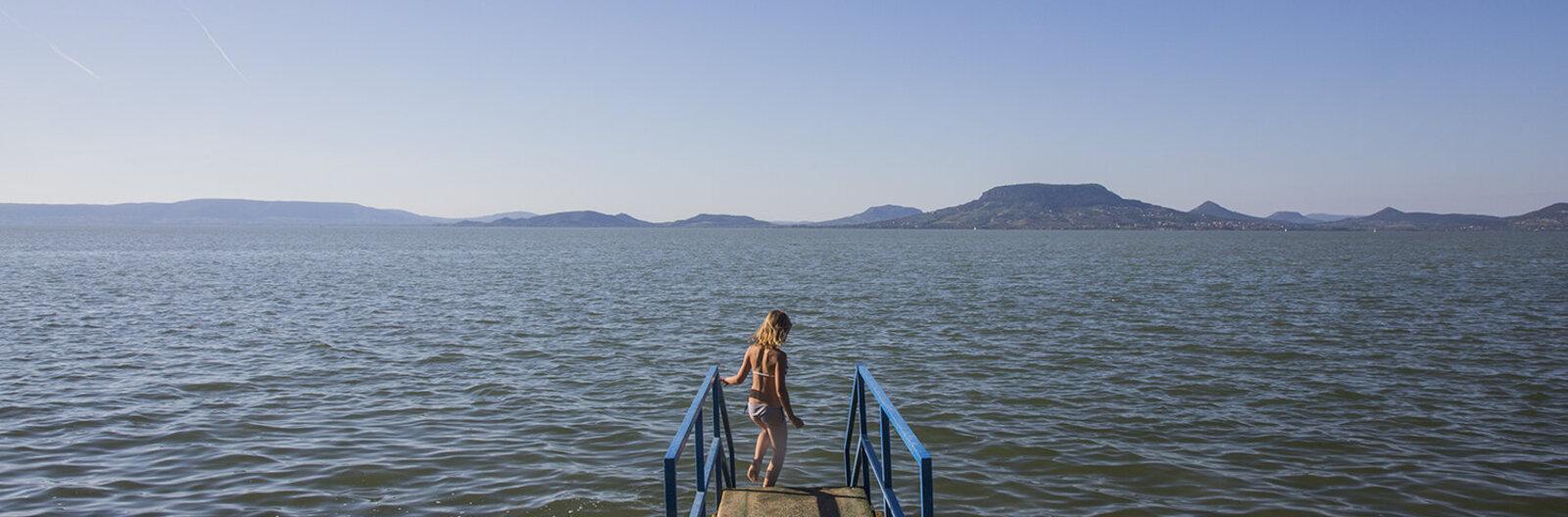 10 unique beaches around Lake Balaton