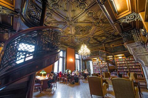 Szabó Ervin Library