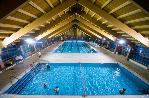 Marcali Spa and Leisure Center