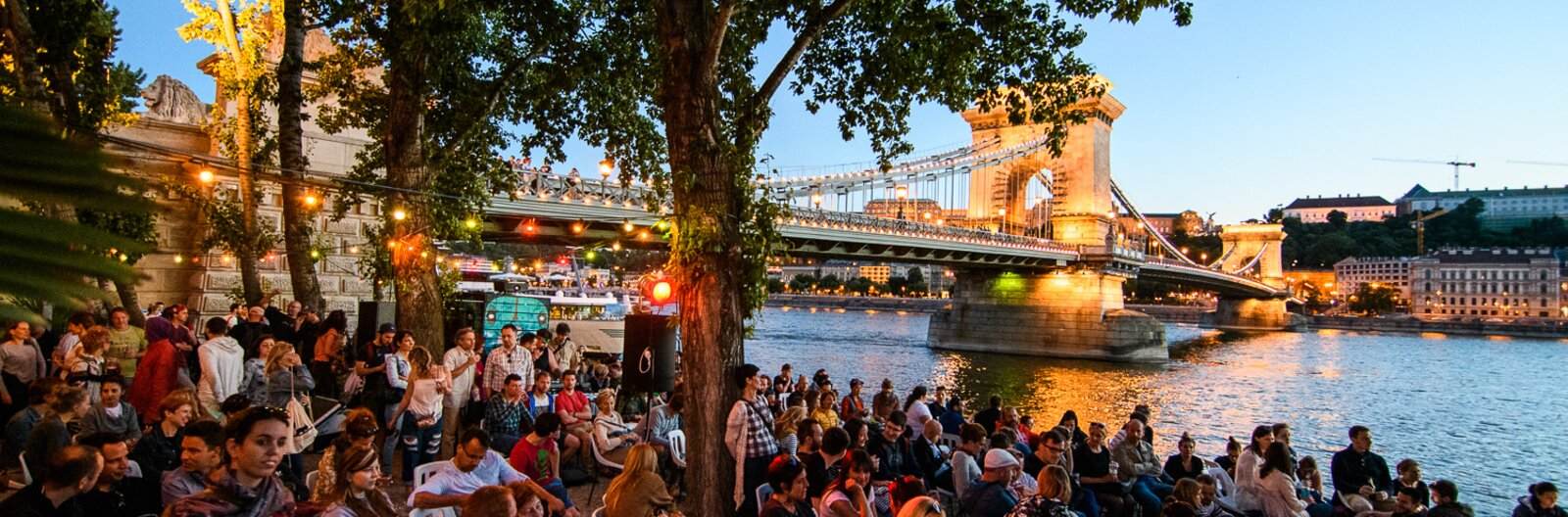 5 szabadtéri szórakozóhely a nyári estékre Budapesten