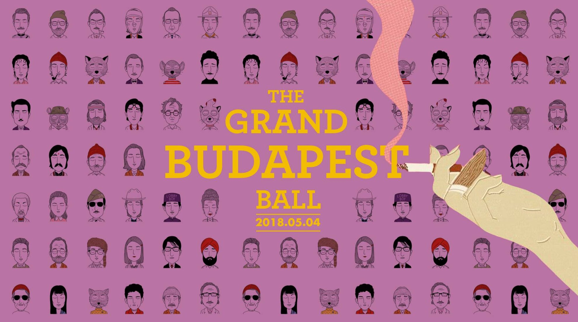 The Grand Budapest Ball