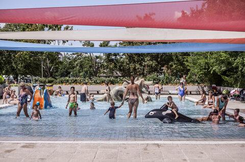 Paskál Open-Air Baths