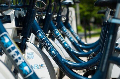 HeBi – Közösségi kerékpárrendszer Hévízen