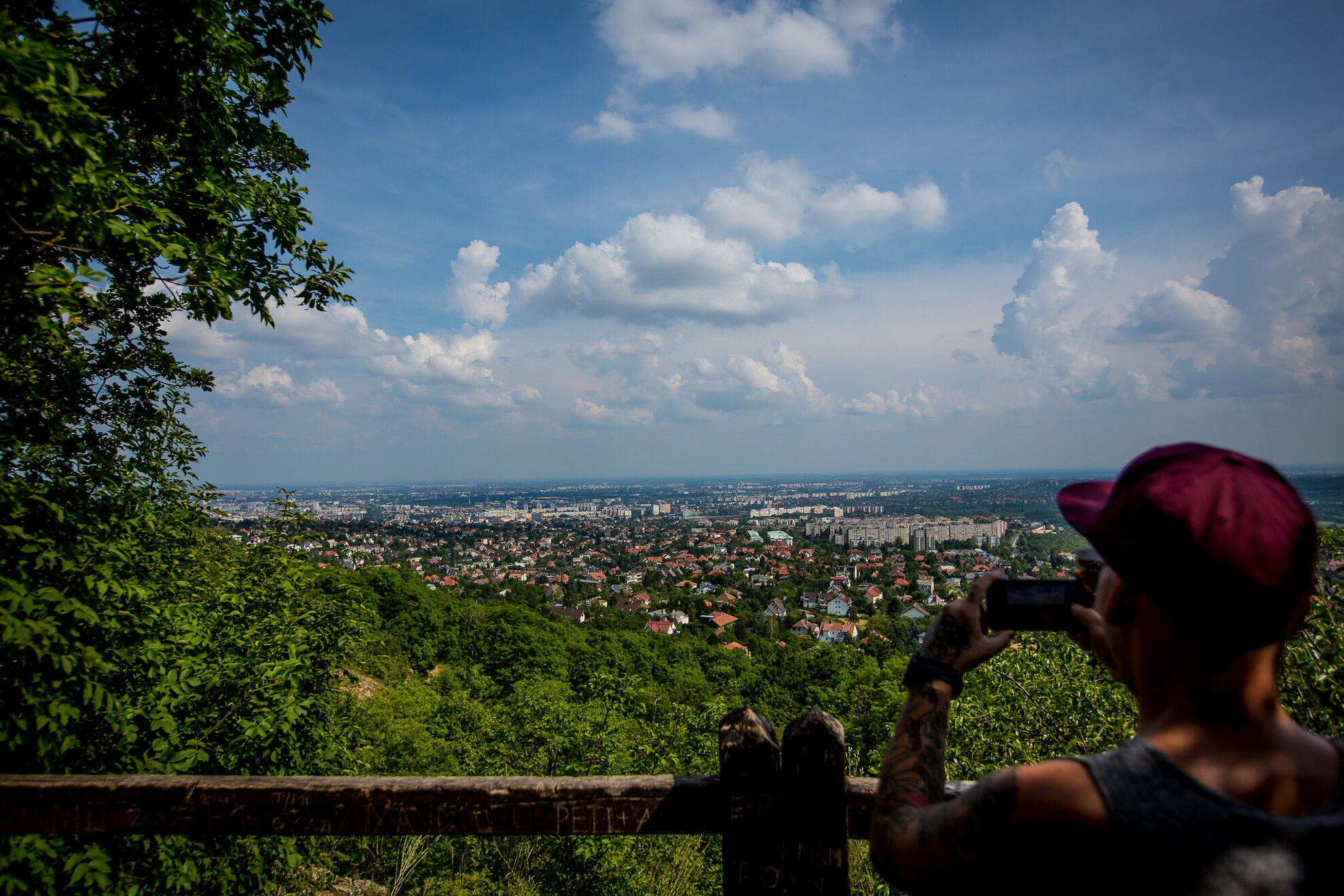 3 great hiking trails in Budapest
