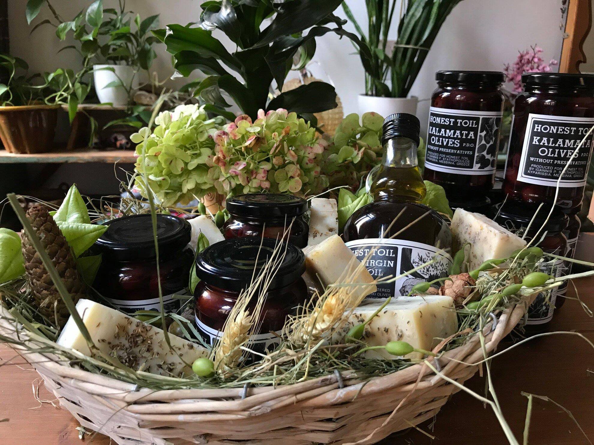 Honest Toil olívaolaj- és szappanvásár