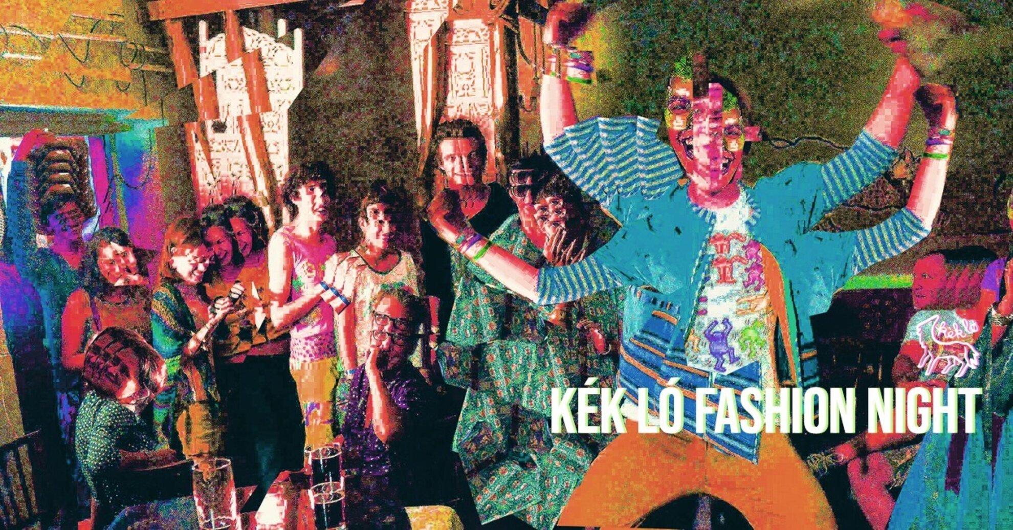 Kék Ló Fashion Night #1