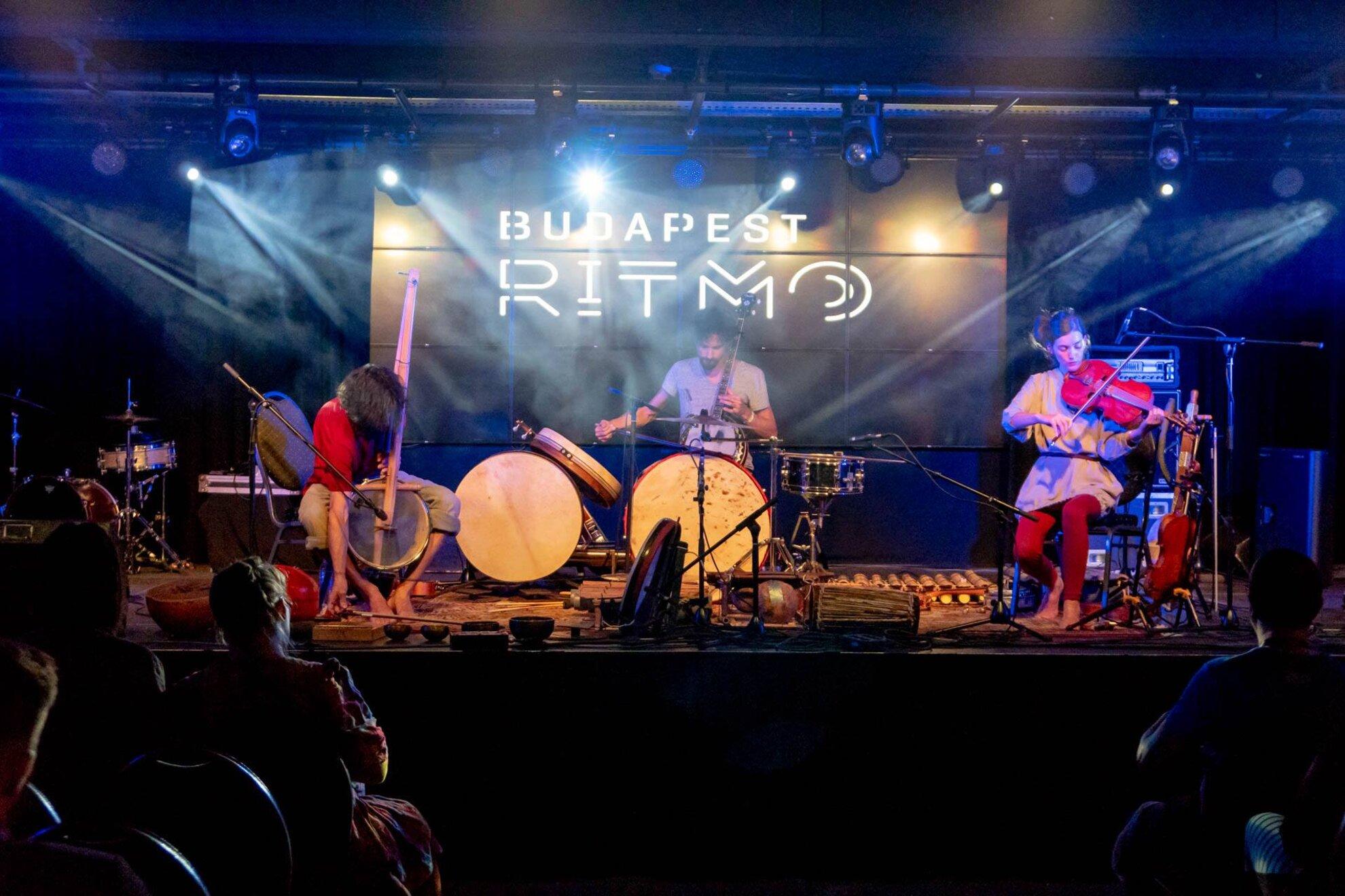 Budapest Ritmo 2019