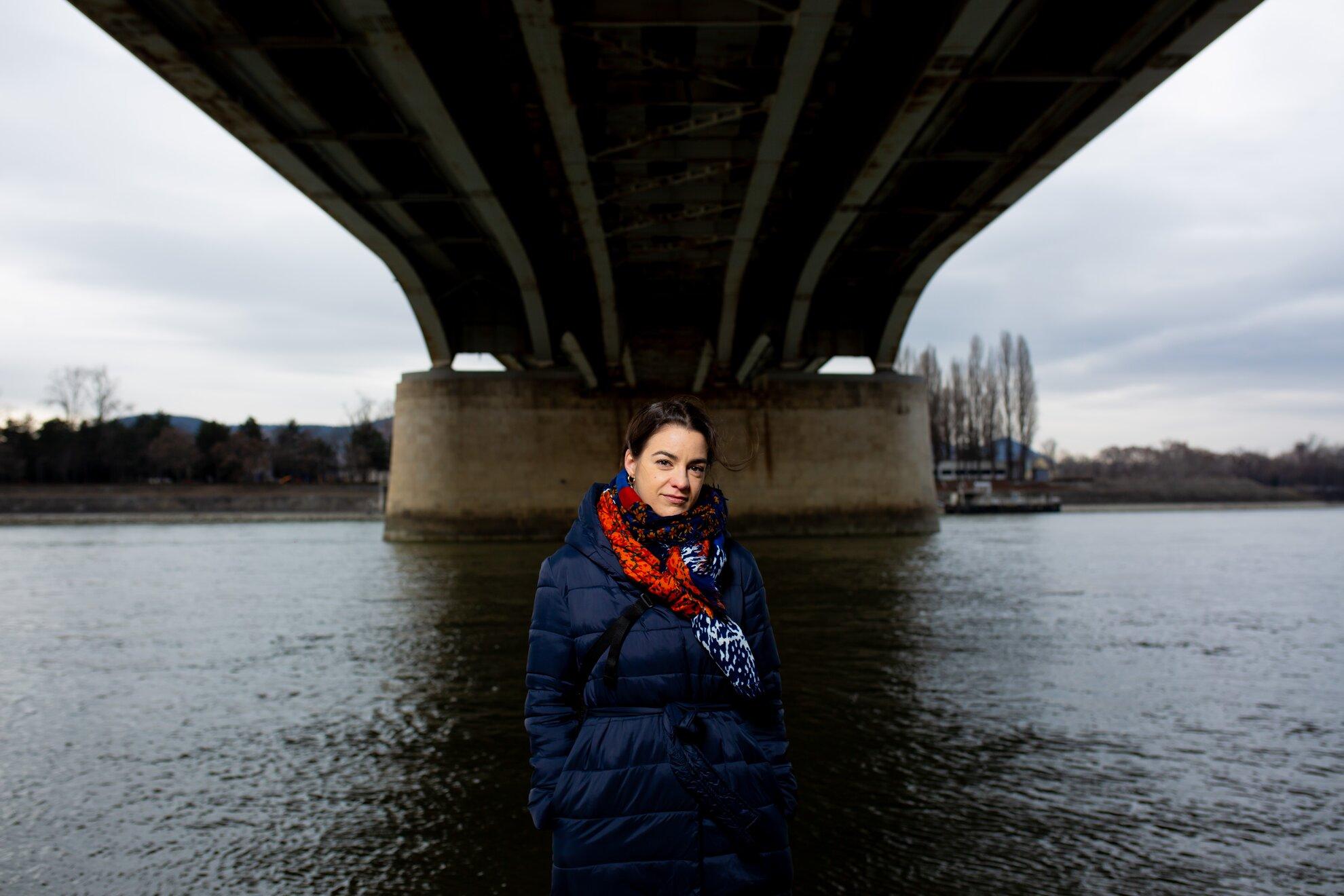 """""""Egy hátizsákban elfér az irodám"""" – Interjú Balázs Viola mintatervezővel"""