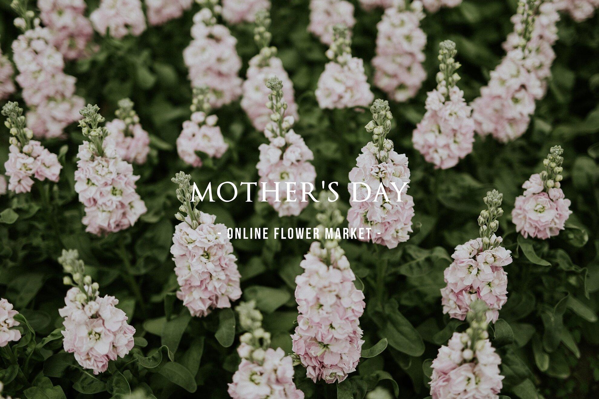 Anyák napi online virágvásár