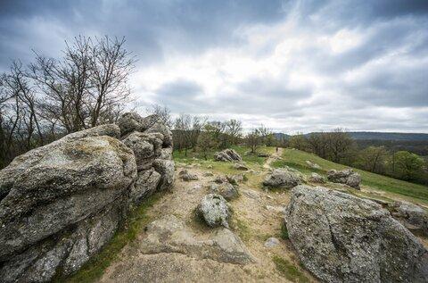Szentbékkálla Stone Field