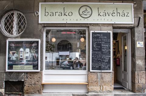 Barako Kávéház
