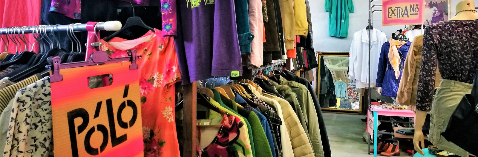 Corona spring clean: where to swap your old clothes for new