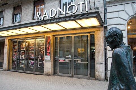 Radnóti Theatre (Temporarily closed)