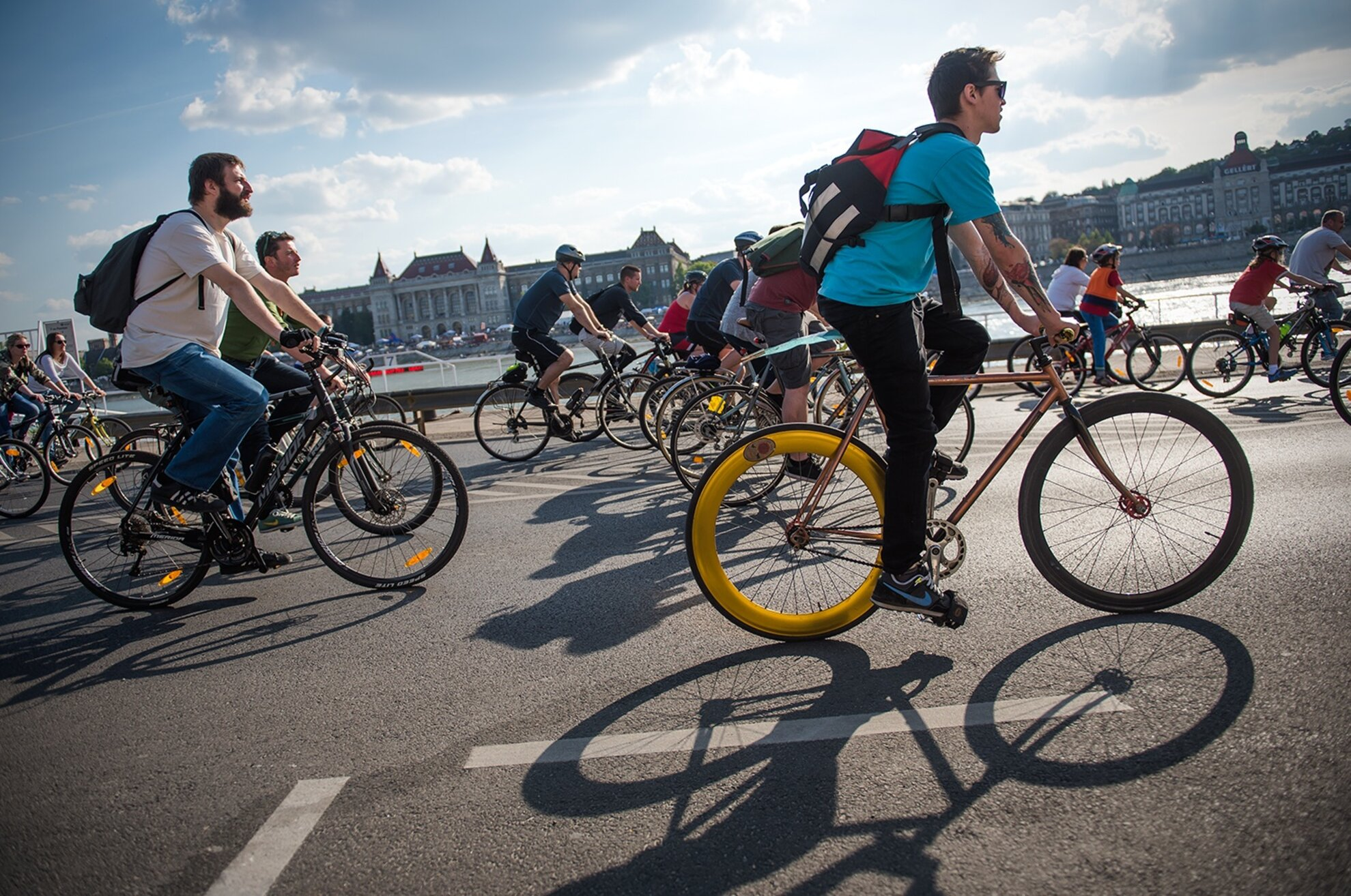 Budapest's best cycle routes