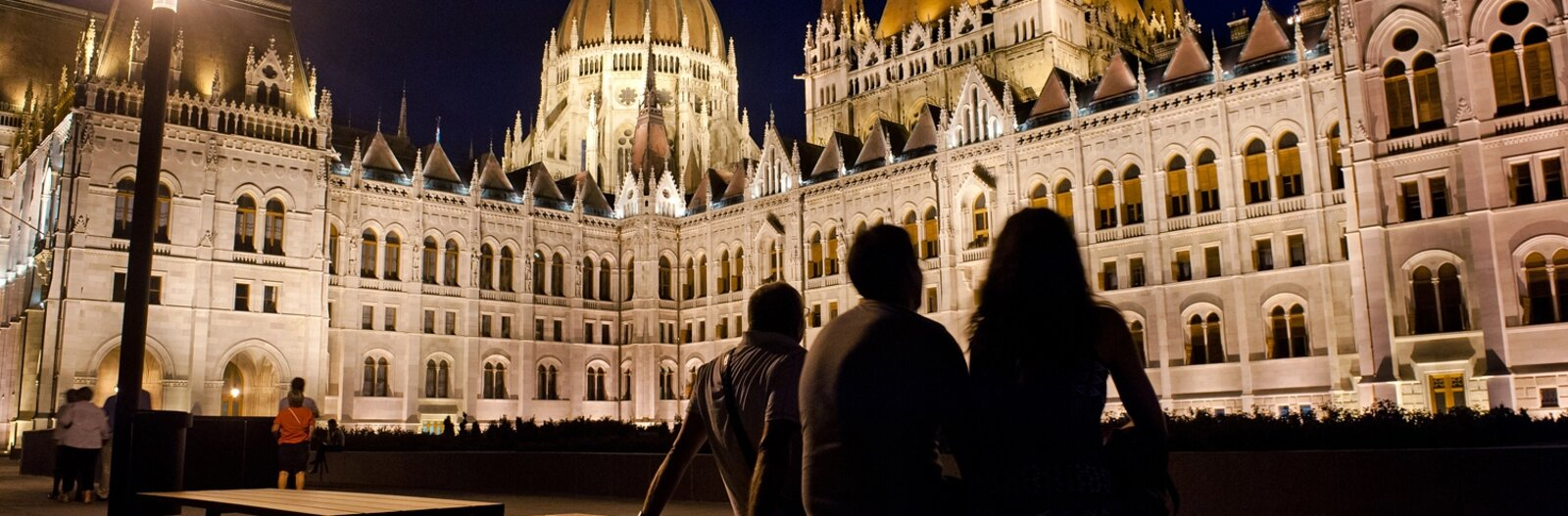 28 sedate spots for taking a break while sightseeing in Budapest
