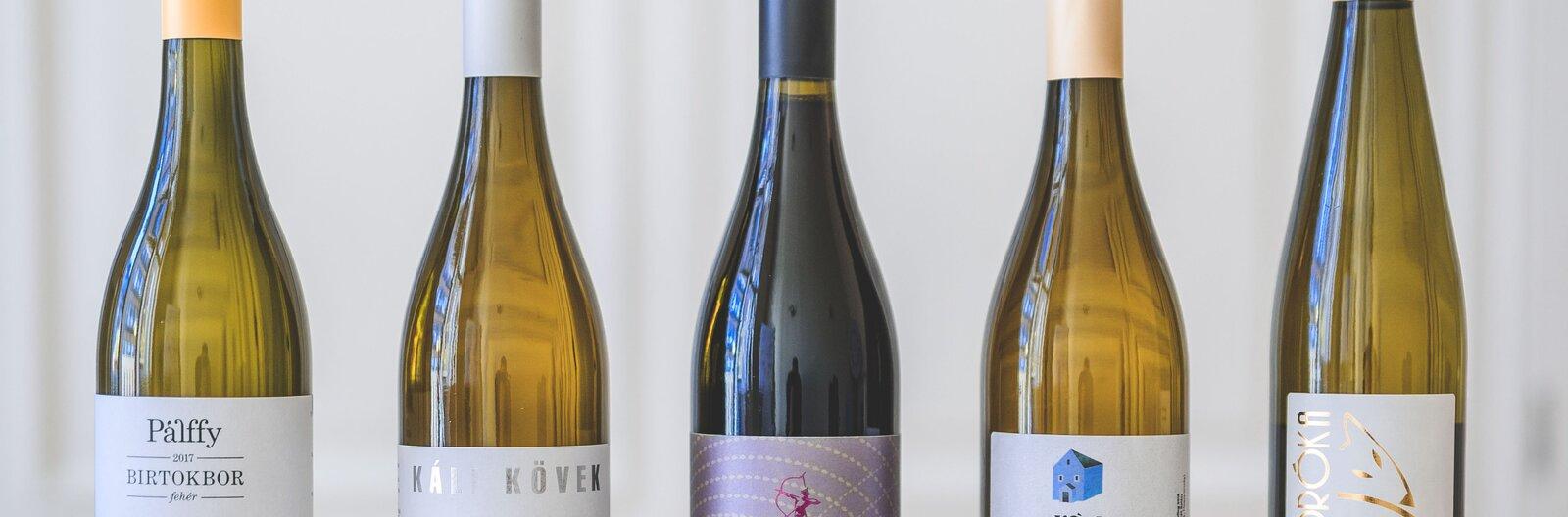 Négy fehér, egy vörös – Öt bor a Káli-medencéből kora őszre