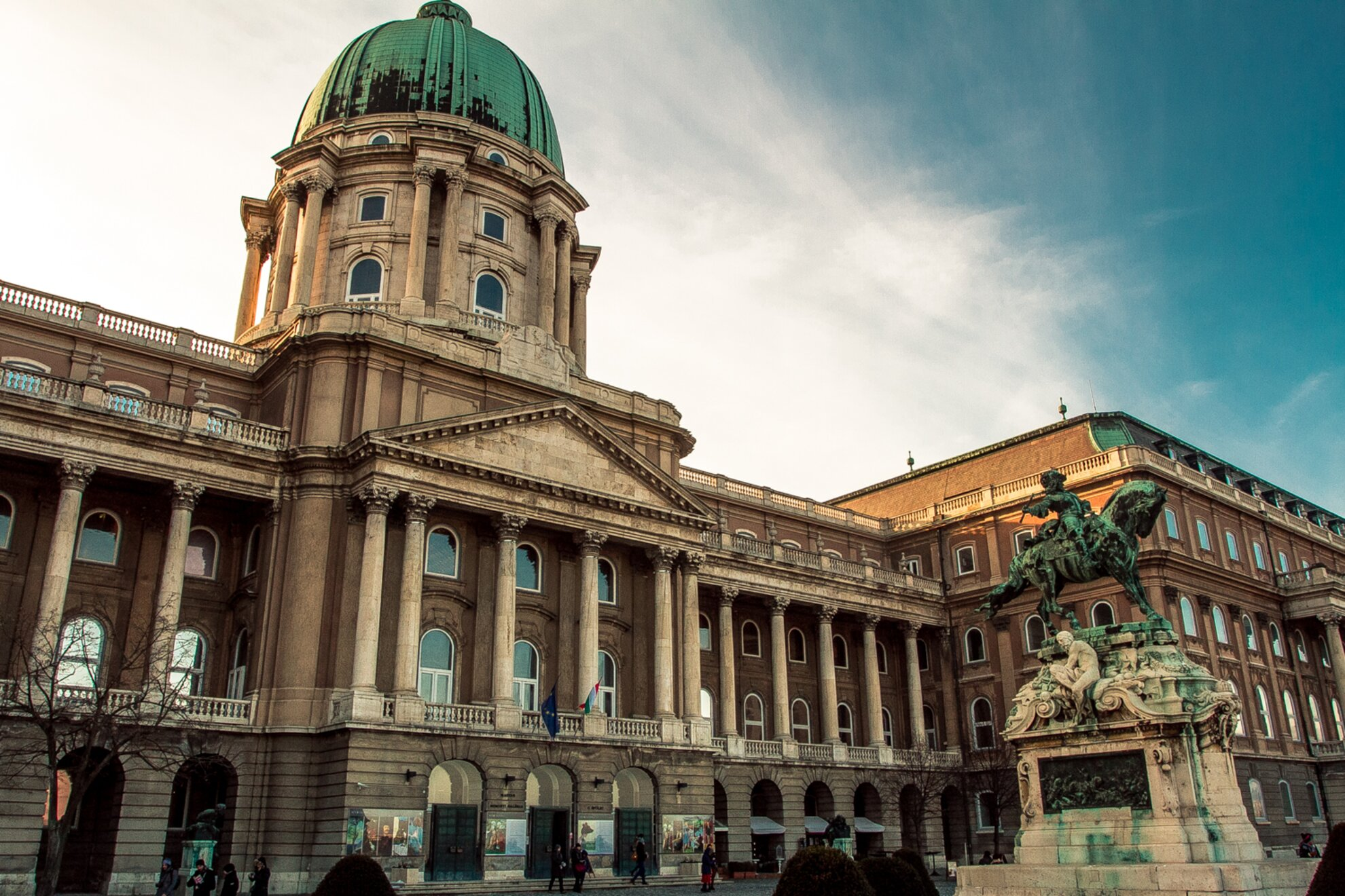 The top 15 major museums and galleries to visit in Budapest