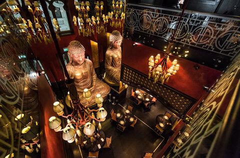 Buddha-Bar Hotel Budapest Klotild Palace (bezárt)