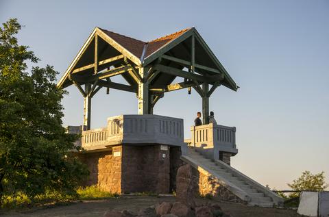 Óvári-messzelátó Lookout Tower