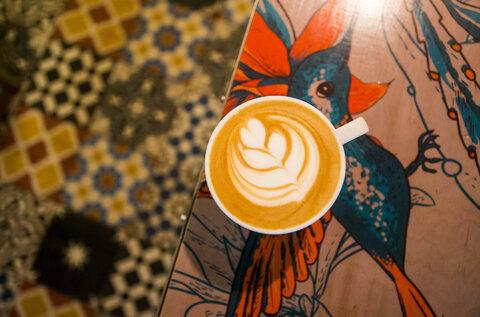 Blue Bird Café - Gozsdu