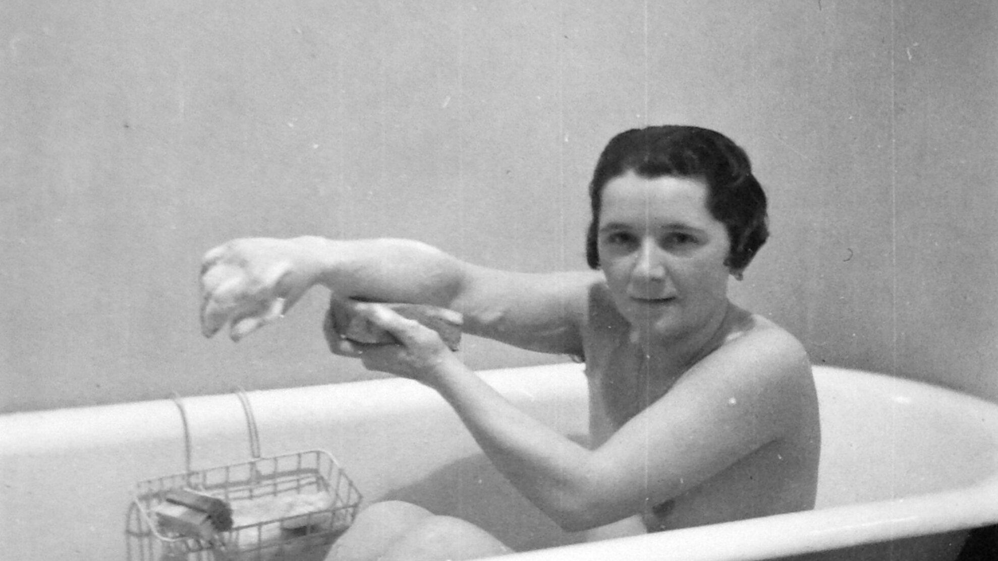 Púder és szappan - avagy hol fürdött a pesti polgár századelőn?
