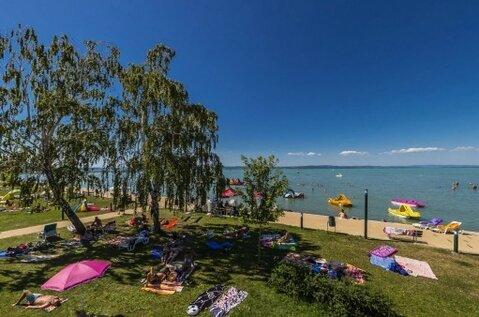 Siófok Main Beach