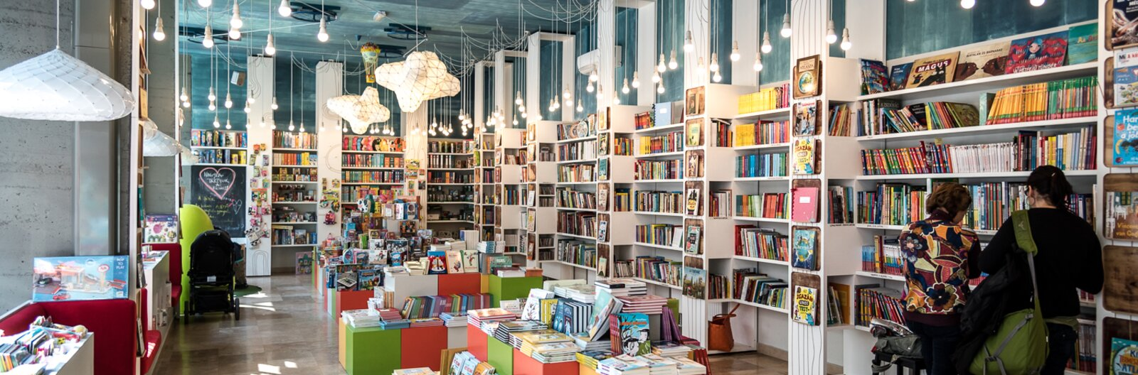 Különleges könyvesboltok, ahová mindig jó betérni nézelődni, és nehéz üres kézzel távozni
