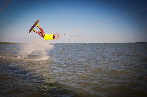 Vonyarcvashegy Water Ski and Wakeboard Course
