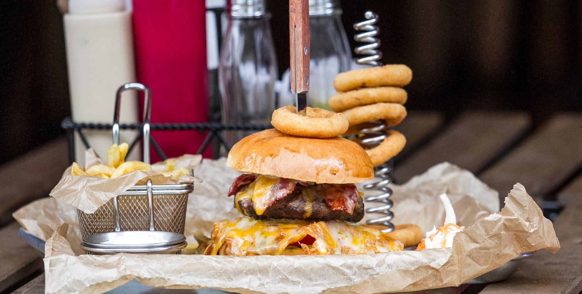 Megmutatjuk a főváros legjobb hamburgereit