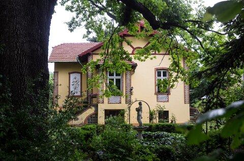 Old Mátyásföld Villa Quarter